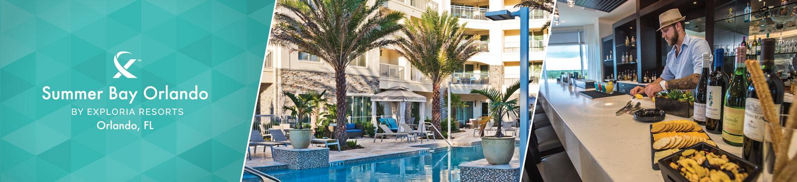 Summer Bay Resort Orlando Fl